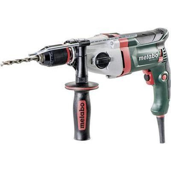 Metabo SBE 850-2 S 2-Gang-Schlagbohrmaschine 850 W inkl. Koffer (600787500)